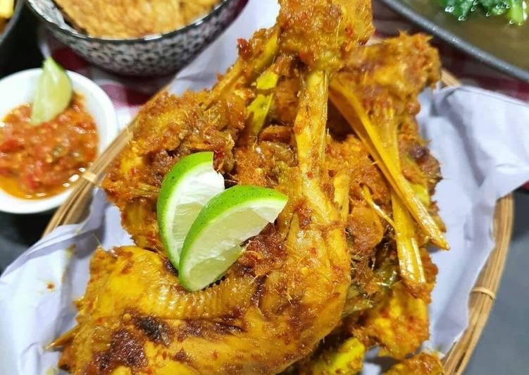 Ayam Goreng Bumbu Ungkep