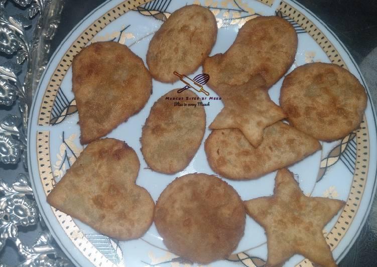 Meen's Sweet Potato Cake II