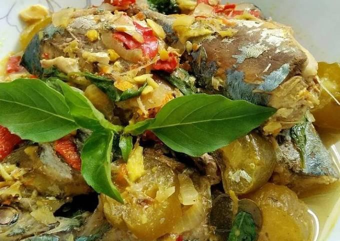 Resep Ikan Patin Bumbu Kuning Anti Gagal