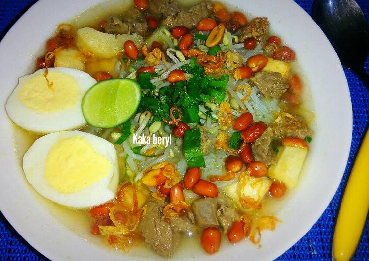 Resep Sop ubi makassar #KitaBerbagi oleh Kaka beryl @amrii_g10