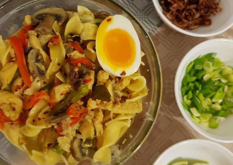 Recipe: Delicious Burmese Khow Suey