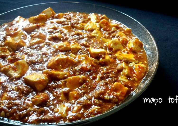 Mapo Tofu (halal) #pr_cincaylaah