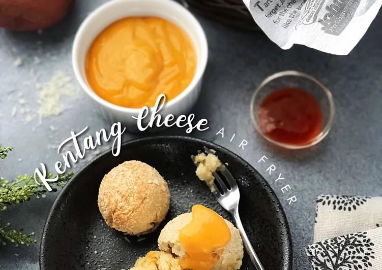 Kentang Cheese Air Fryer - resepipouler.com