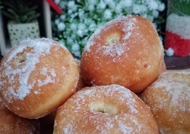 Cara Mudah Masak: Donut Gebus Gebas  2021