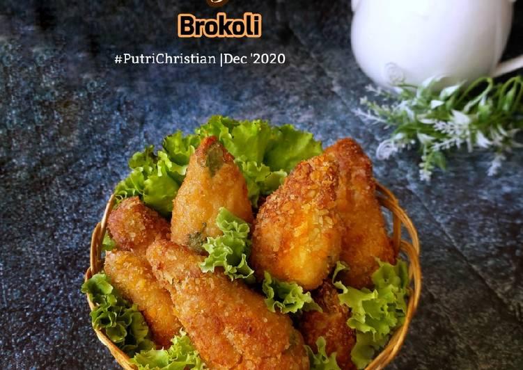 Paha Ayam Brokoli