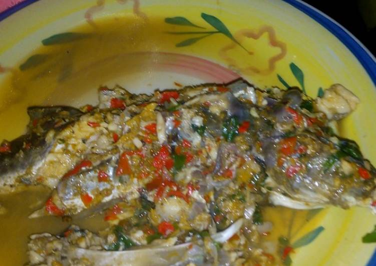 Step-by-Step Guide to Make Quick Fresh fish pepper soup