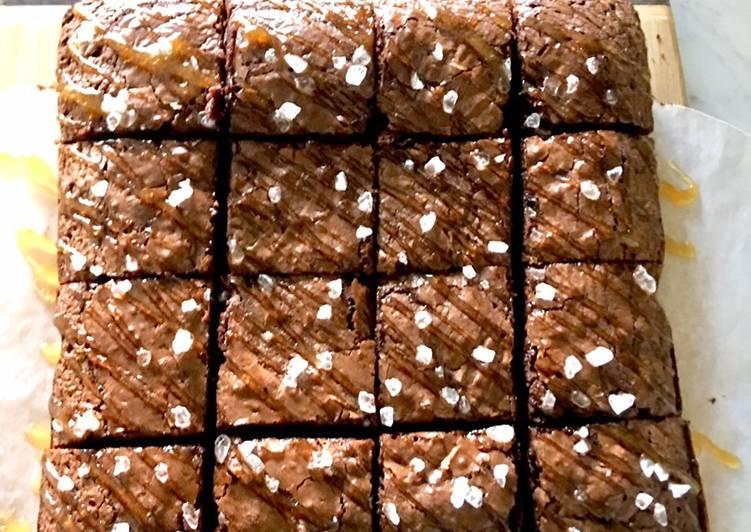 Paleo Brownies#berburu celemekemas#resolusi2019