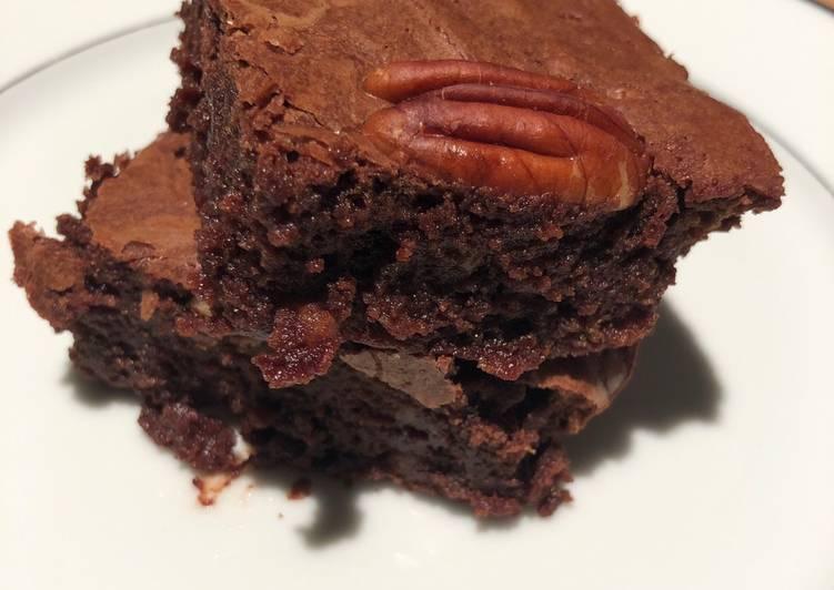 Comment faire Faire Parfait Brownie aux noix de Pecan