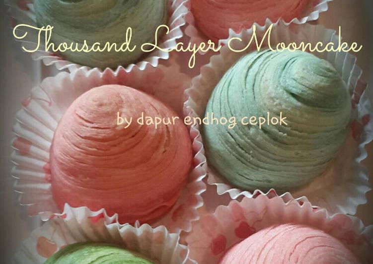 Thousand Layer Mooncake