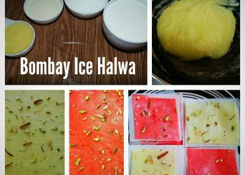 How to Make Tasty Bombay Ice Halwa