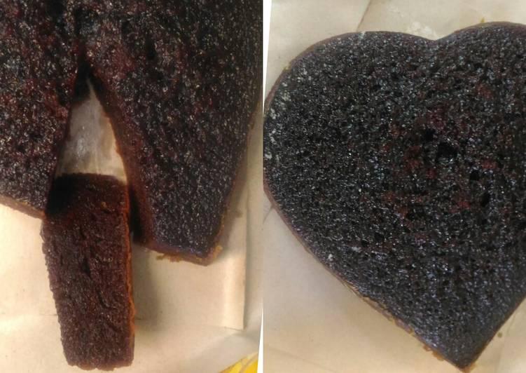 resep buat Sarang semut / kue karamel - Sajian Dapur Bunda