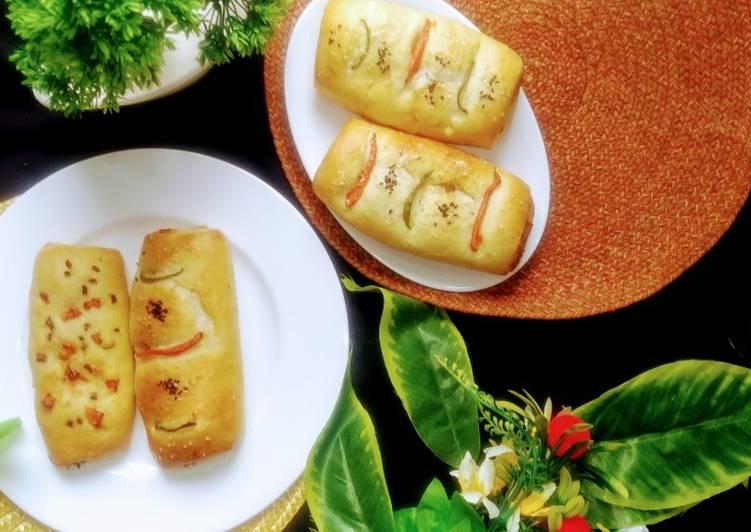 Recipe of Homemade Chicken buns