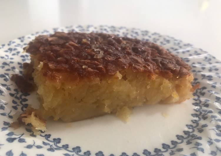 Simple Way to Prepare Perfect Portokalopita - Greek orange cake