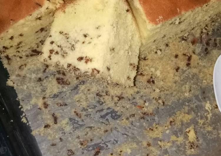 Tutorial Memasak Resep Lezat Dari Meses Butter Cake
