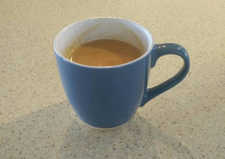 Recipe of Any-night-of-the-week Indian Style Tea