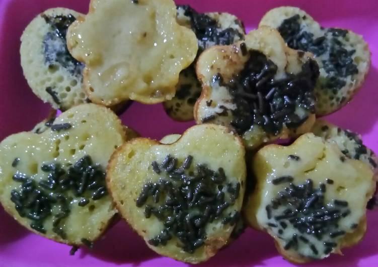 Resep Kue Cubit Lumer Oleh Nirmala Syahrullah Cookpad