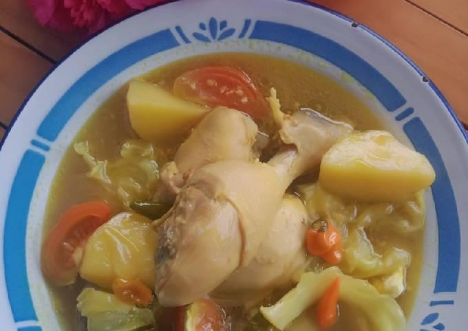 Tongseng Ayam (Tanpa Santan)