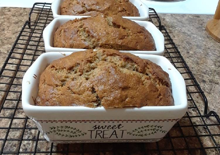 Banana Nut Bread (or Muffins)