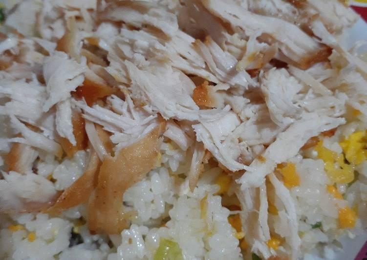 Nasi Goreng Bawang Merah