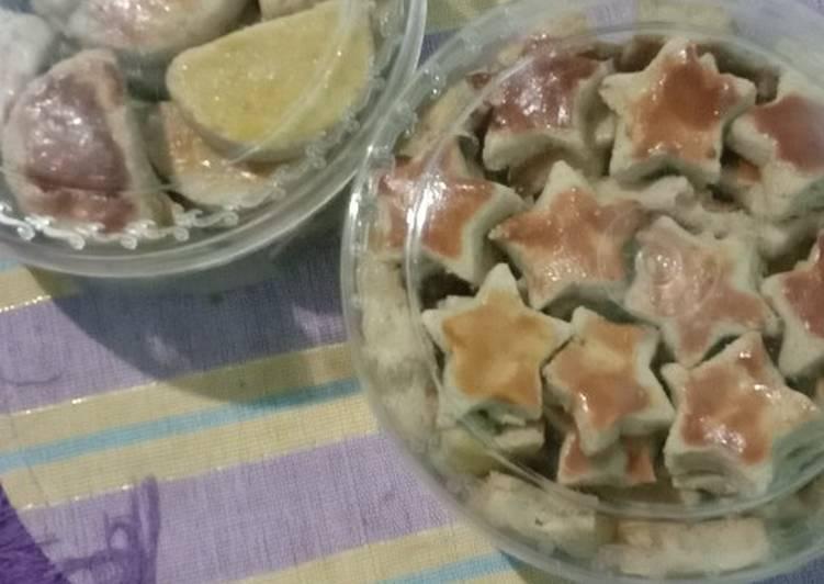 Kue kacang mantap - cookandrecipe.com