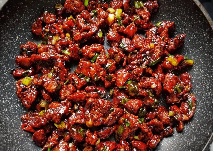 Recipe: Perfect General Tso's Chicken