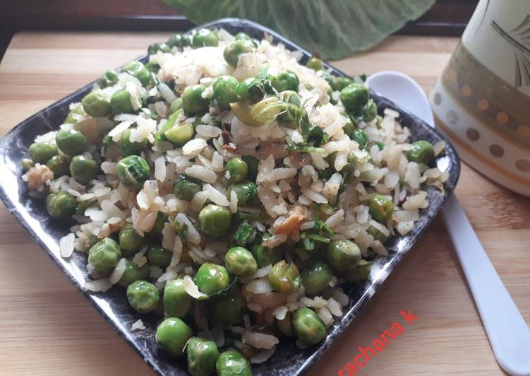 Step-by-Step Guide to Prepare Quick Chura mutter