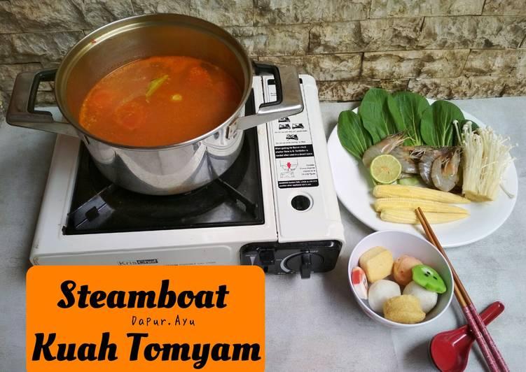 Steamboat Kuah Tomyam