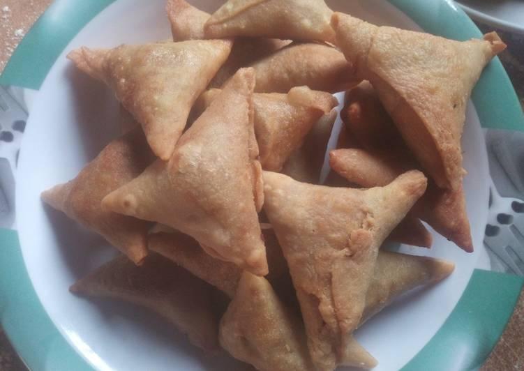 Recipe of Perfect Samosa
