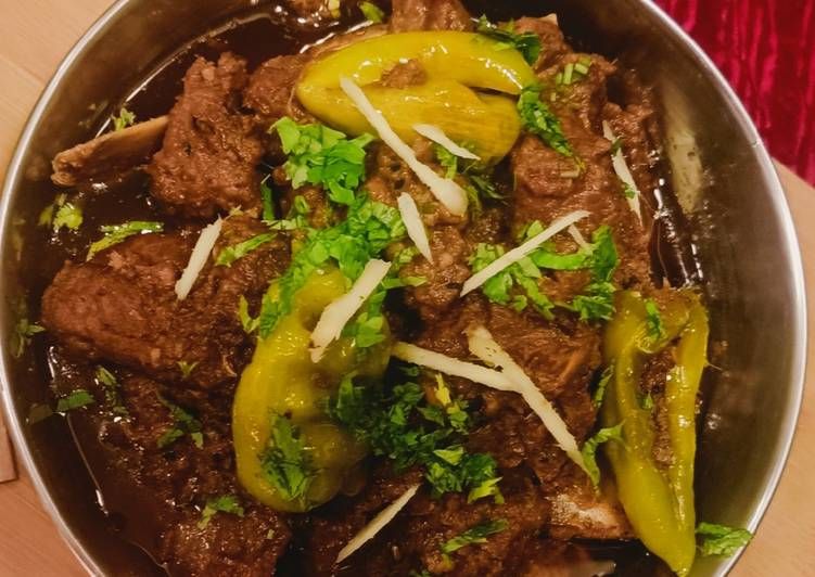 30 Minute Step-by-Step Guide to Prepare Quick Achar Gosht