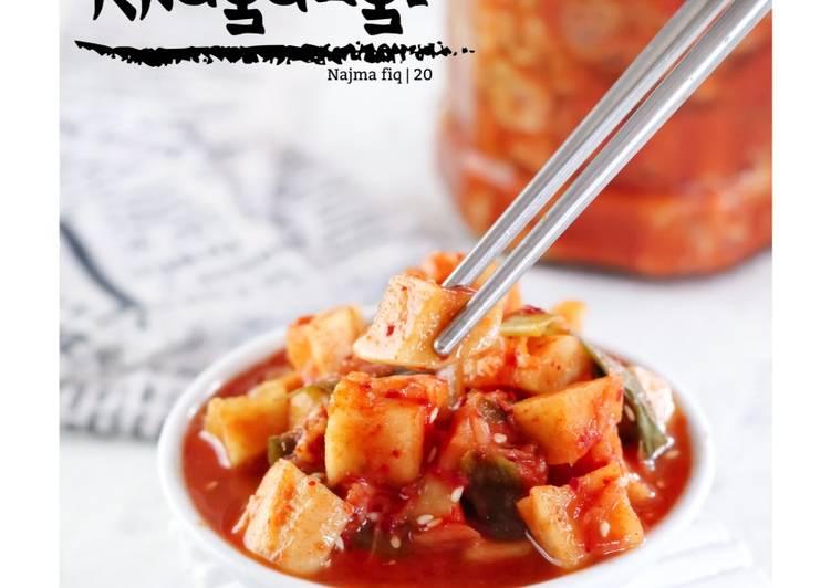Kkagdugi / Kimchi Lobak