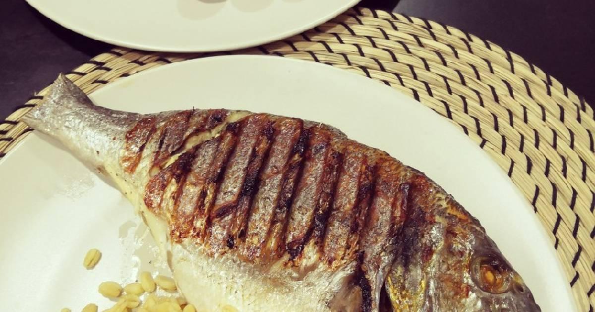 его рыба на сковороде гриль рецепты с фото хотела кориться