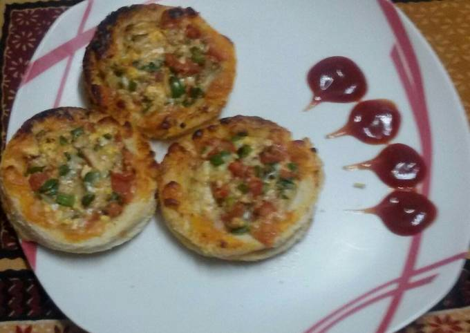 Easiest Way to Make Appetizing Double Decker Cheesy Rings