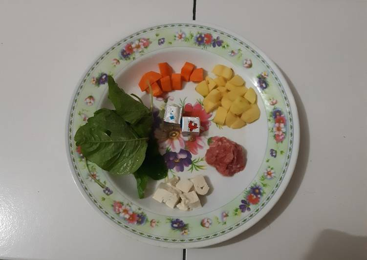 Menu Masakan Resep Mpasi 4 Bintang Usia 6 Bln Dgn Oonew Lezat Resep Masakan Rumahan