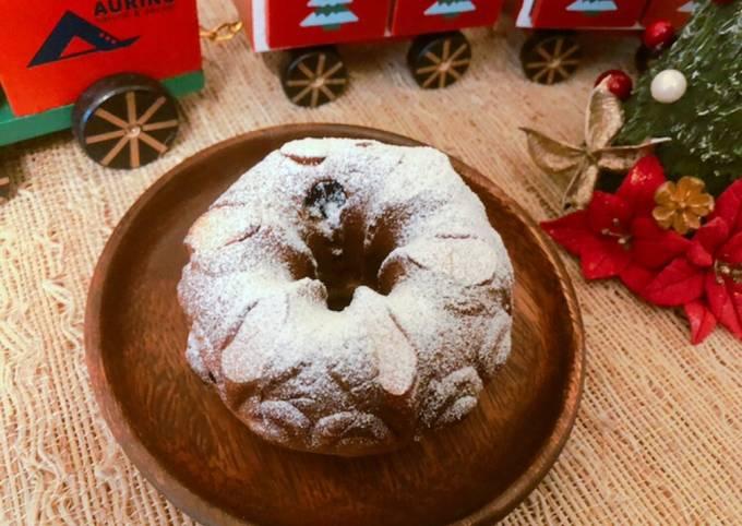 Christmas☆Gugelhupf bread