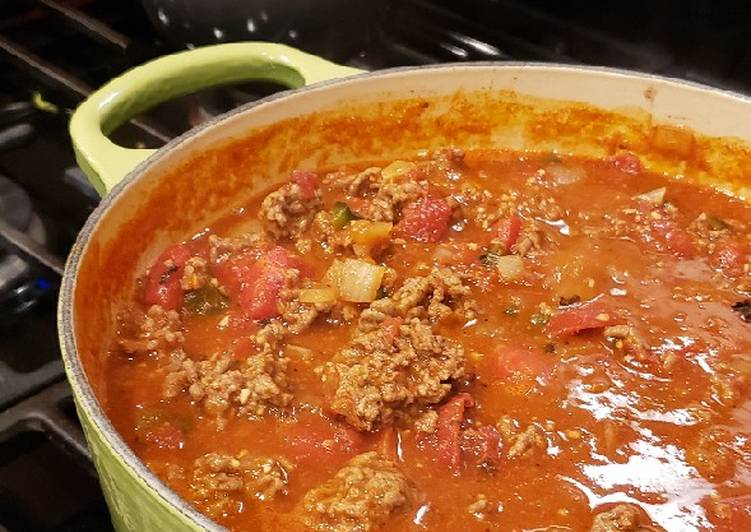 Beefy Chili, Many Of You Might Not Recognize This But Coconut Oil Can Have Great Health Advantages To It