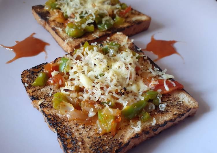 Recipe of Favorite Bread pizza