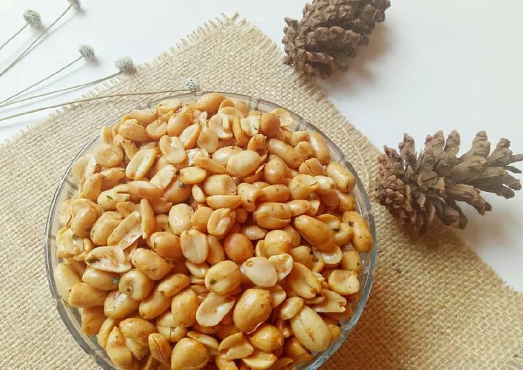 Resep 8. Kacang Bawang (Kacang Tojin Padang) oleh Renie Wisra