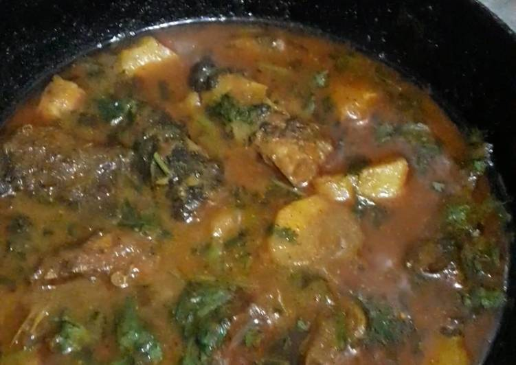 Simple Way to Make Favorite Fish curry