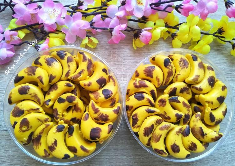 19. Banana Cookies