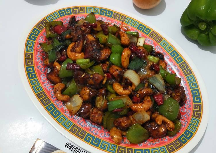 Kungpao Chicken