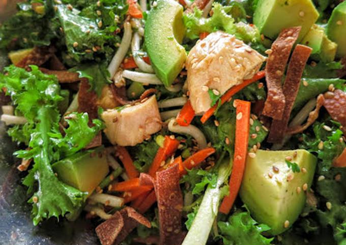 Chinese Chicken Salad Dressing