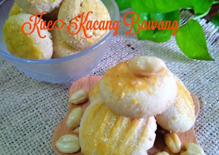 Kue Kacang Bawang - cookandrecipe.com
