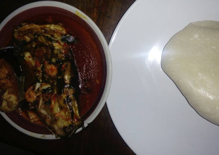 How To Handle Every Cat fish soup with fufu