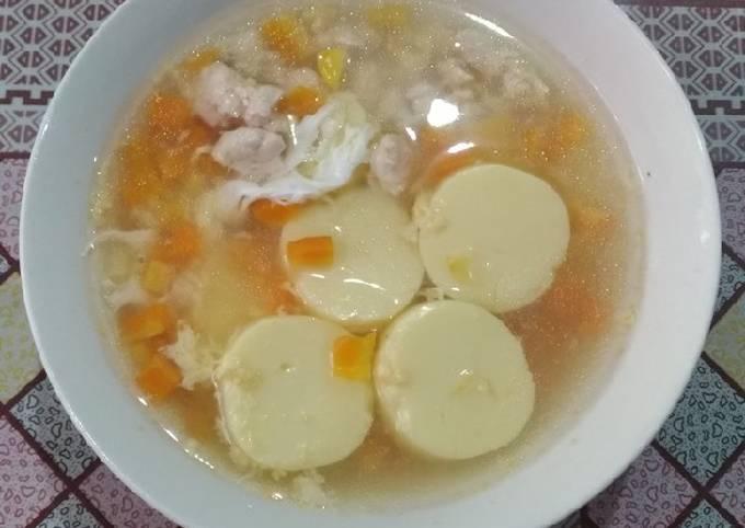Simple soup