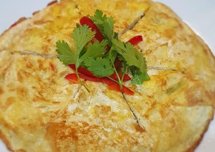 Thai Omellete