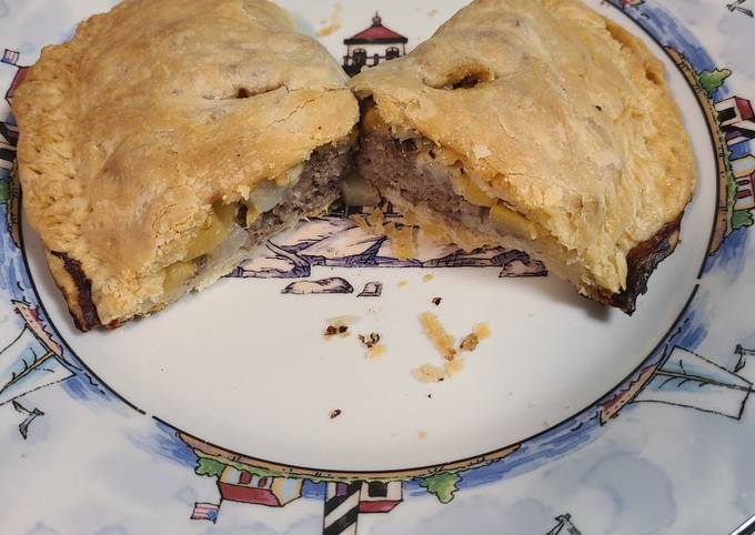 Ridley's Pasty