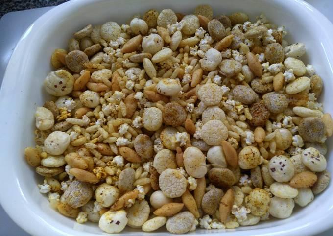 Simple Way to Make Ultimate Diet bhel