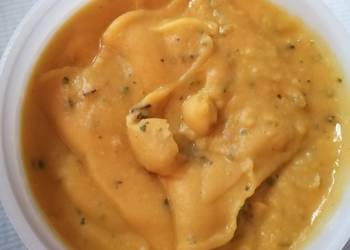 How to Cook Tasty Pumpkin soup