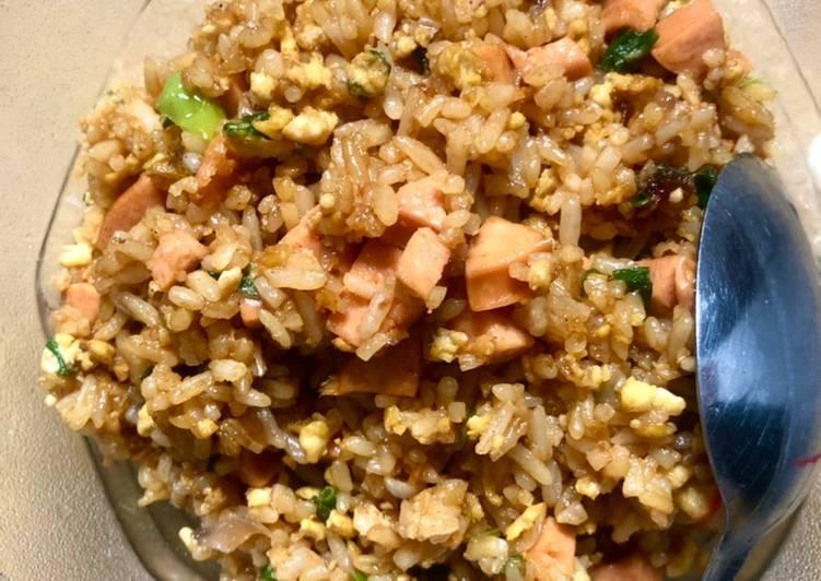 Nasi Goreng from Scratch