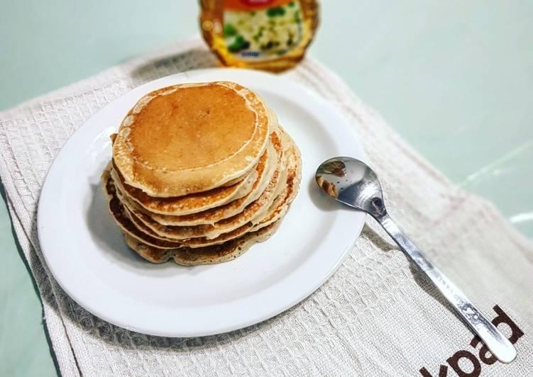 Pancake senza Uova 🥞
